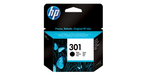 HP 301 Ink Cartridge Black (CH561EE)