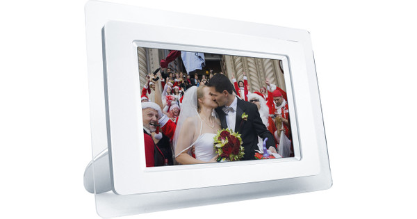 Stein digitale fotolijst 8 inch - Coolblue - alles voor een glimlach