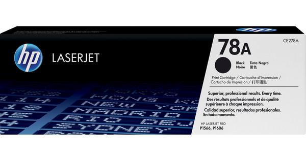 HP 78A LaserJet Toner Black (CE278A)