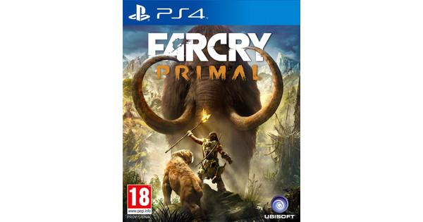 Far Cry: Primal PS4