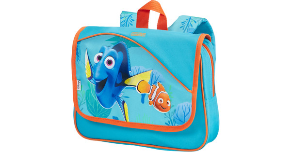 6a892c624f7 American Tourister New Wonder Dory/Nemo Schoolbag S - Coolblue ...