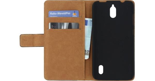 Mobilize Classic Wallet Book Case Huawei Ascend Y625 Zwart