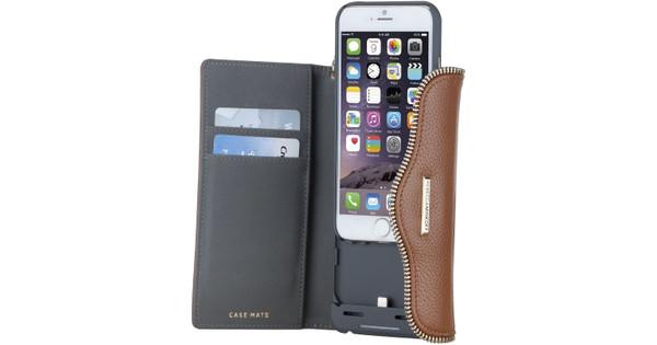 best sneakers 9df61 947ef Case-Mate Rebecca Minkoff Charging Wallet iPhone 6/6s Bruin
