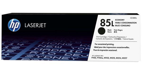 HP 85L Economy Toner Zwart (CE285L)