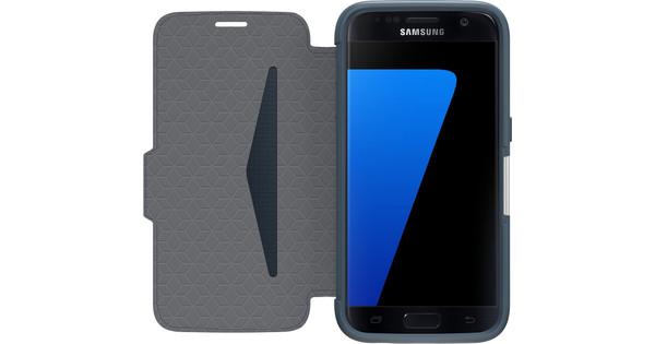 Otterbox Strada 2.0 Samsung Galaxy S7 Blauw