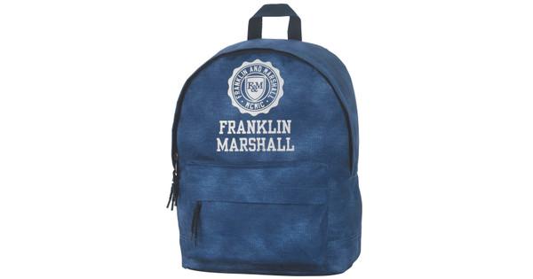 Franklin & Marshall Boys Backpack Vintage Blue