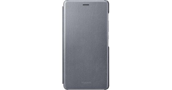 Huawei P9 Lite Book Case Grijs