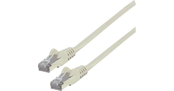 Valueline Netwerkkabel FTP CAT6 20 meter Wit