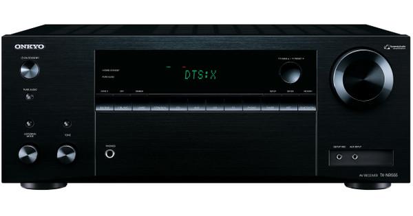 Onkyo TX-NR555 Zwart