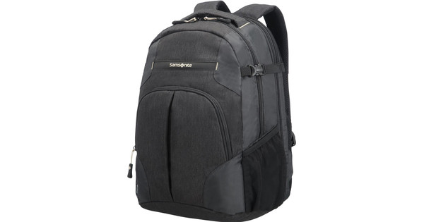 ae858c34604 Samsonite Rewind Laptop Expandable Backpack L Black - Coolblue ...