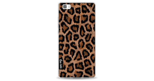 Casetastic Softcover Huawei P8 Lite Leopard