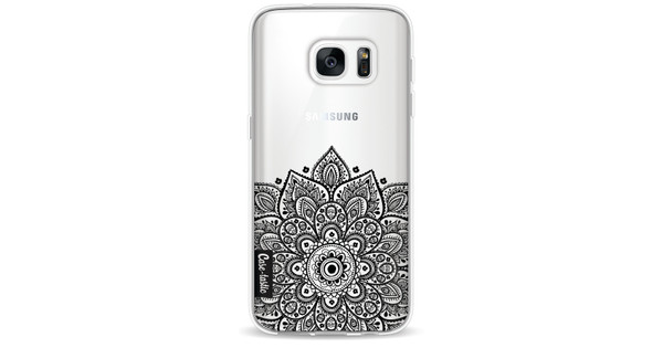 Casetastic Softcover Samsung Galaxy S7 Floral Mandala