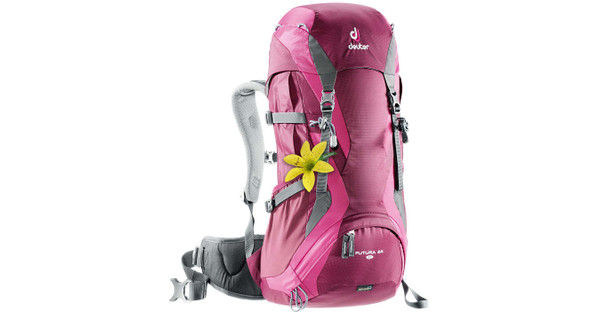 bf624f5620d Deuter Futura 24 SL Blackberry   Magenta - Coolblue - Before 23 59 ...