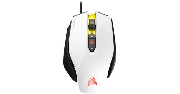 Corsair M65 Pro RGB Wit