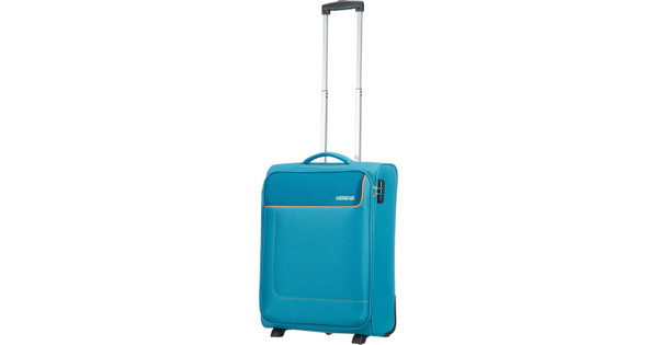 American Tourister Funshine Upright 55cm Blue Ocean