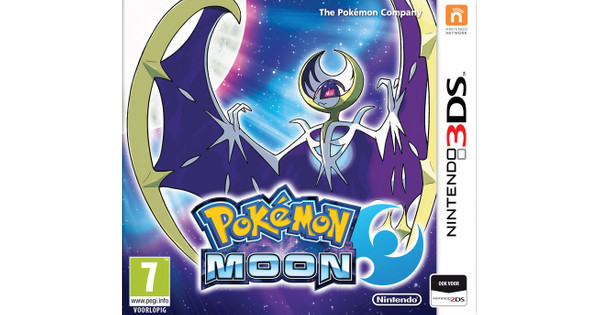 Pokemon Moon 3DS