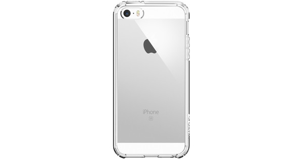 Spigen Ultra Hybrid Apple iPhone 5/5S/5SE Transparant