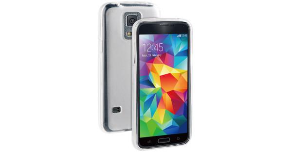 BeHello Gel Case Samsung Galaxy S5 / S5 Neo Transparant