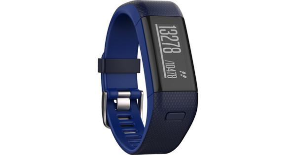 Garmin Vivosmart HR+ Blauw