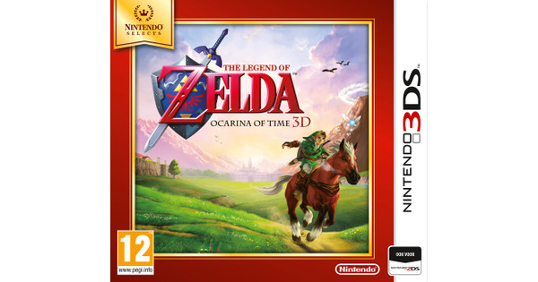 The Legend of Zelda: Ocarina of Time Select 3DS