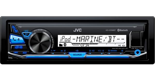 JVC KD-X33MBT