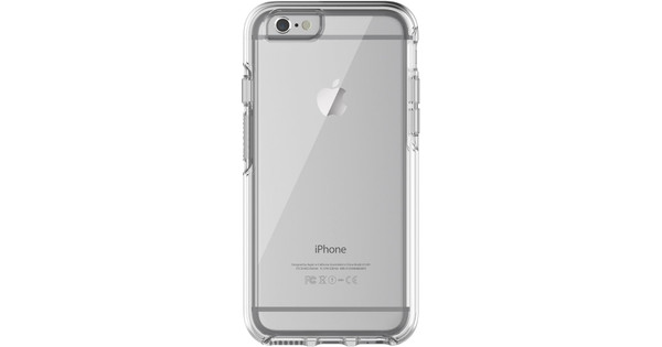 new style 34e45 20f44 Otterbox Symmetry Apple iPhone 6/6s Transparent