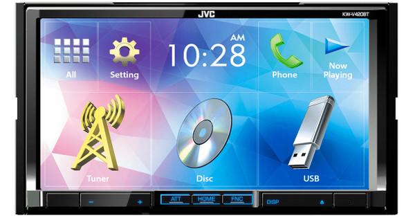 JVC KW-V420BT