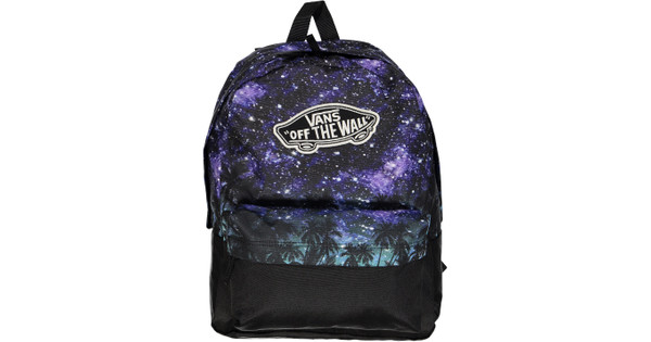 e148ace50f1 Vans Realm Backpack Divide Palm Night - Coolblue - Voor 23.59u ...