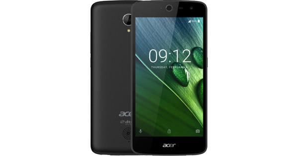 Acer Liquid ZEST 4G Lebara Zwart