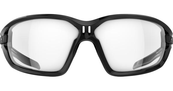 f5957ba6e88347 Adidas Evil Eye Evo L Black Shiny Vario Clear Grey - Coolblue - Voor ...