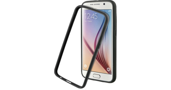size 40 f8906 d09e5 BeHello Bumper Case Samsung Galaxy S6 Black