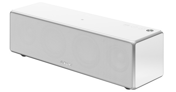 Sony SRS-ZR7 Wit