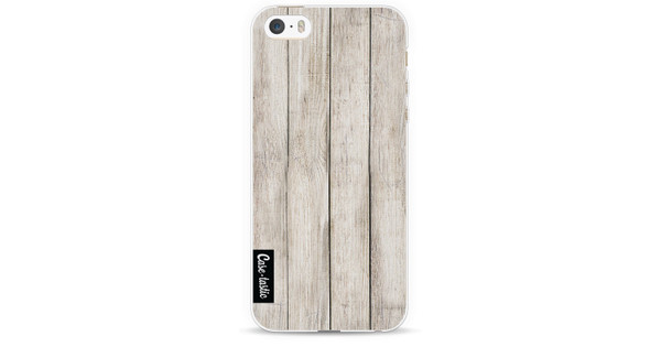 Casetastic Softcover Apple iPhone 5/5S/SE Wood