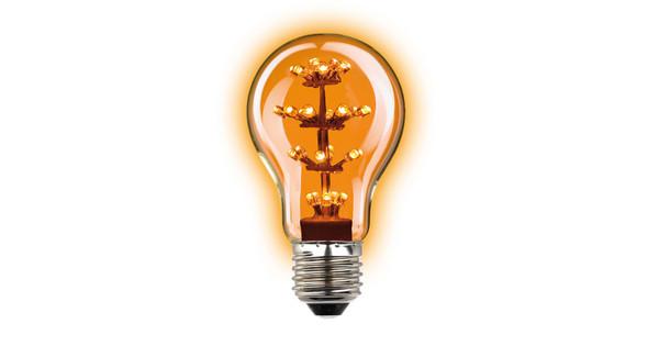 KS Verlichting Classic LED-lamp E27 1W - Coolblue - alles voor een ...