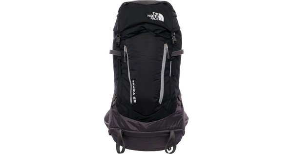 The North Face Terra 65 TNF Black/Asphalt Grey - S/M