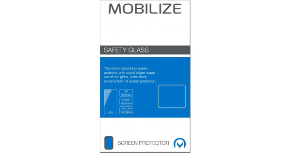 Mobilize Screenprotector Samsung Galaxy J3 (2016) Glass