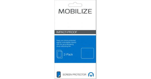Mobilize Screenprotector HTC Desire 530 Impact Proof
