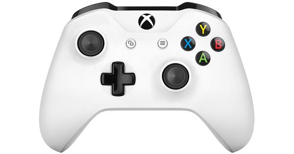 Microsoft Xbox One Draadloze Controller Wit