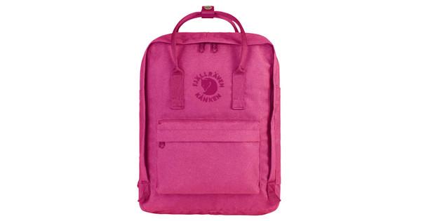 Fjällräven Re-Kånken Pink Rose 16L