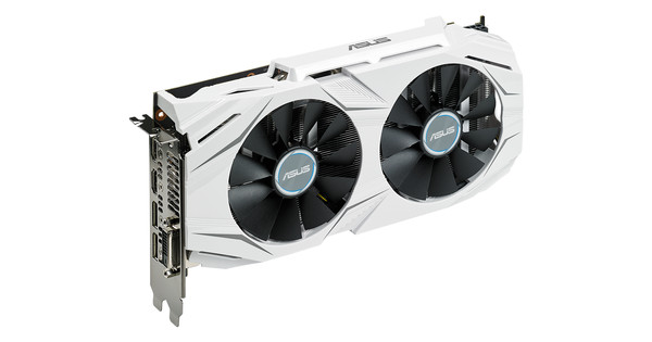 Asus GeForce Dual GTX 1060 O3G