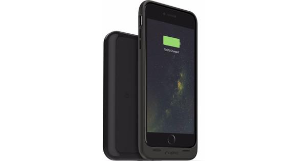 sale retailer 766da 661e7 Mophie Juice Pack Wireless Apple iPhone 6 Plus/6s Plus Black