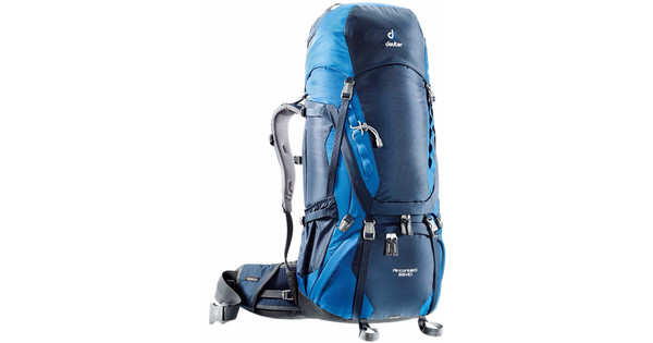 Deuter Aircontact 65 + 10L Midnight/Ocean