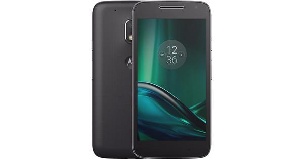 Motorola Moto G4 Play Zwart