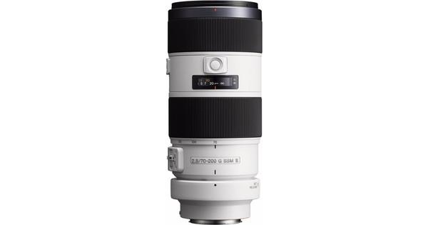 Sony A 70-200mm f/2.8 G SSM II