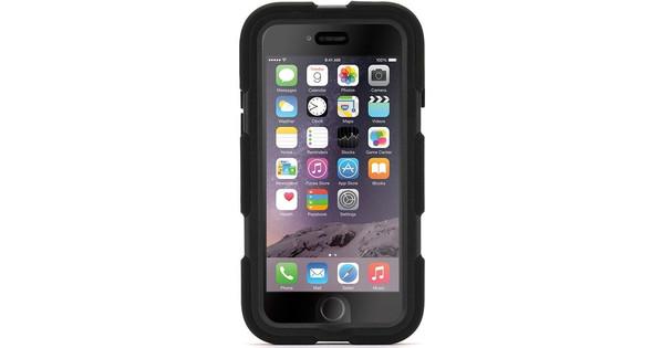 Griffin All Terrain Case Apple iPhone 7/8 Zwart
