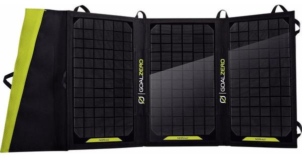 Goal Zero Nomad 20 Solar Panel Black