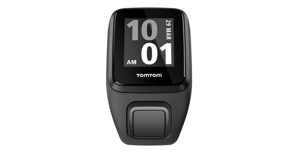 TomTom Runner 3 Black/Green - L