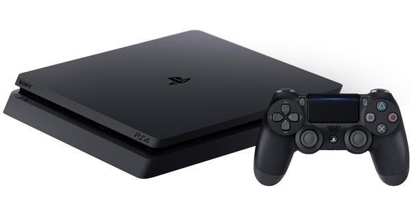 Sony PlayStation 4 Slim 1TB + 2nd Controller