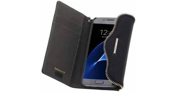 Case-Mate Rebecca Minkoff Wallet Case Samsung Galaxy S7 Zwart