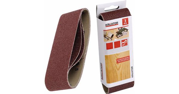 Kreator Schuurband 75x457 mm K180 (3x)